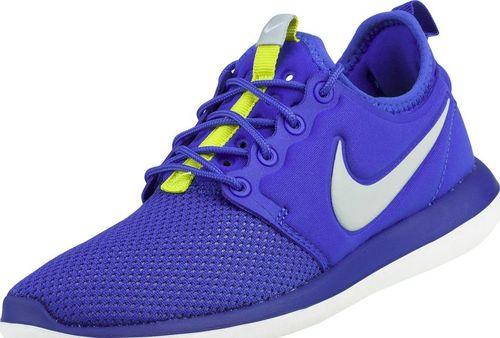 Nike Buty damskie Roshe Two GS niebieskie r. 36.5 (844653-401)