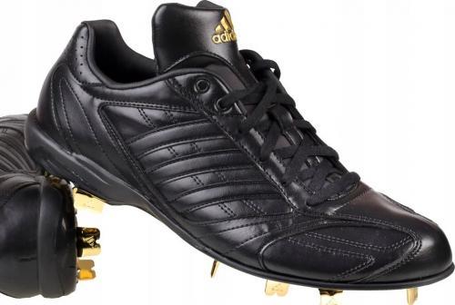 Adidas Buty męskie Adipure IC low G67437 czarne r. 38 2/3