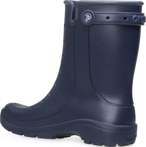 Crocs Kalosze Crocs Reny ll Boot Navy 16010-410 38-39