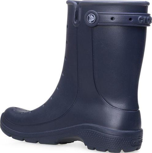 Crocs Kalosze Crocs Reny ll Boot Navy 16010-410 37-38