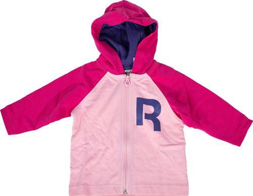 Reebok Komplet dresowy dziecięcy U Jogger Fz różowo-fioletowy r. 74 (W56684)