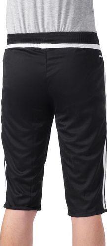 Adidas Spodnie dziecięce Tiro15 3/4 Pn Y czarne r. 158 (M64026)