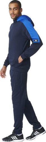Adidas Komplet dresowy męski Ts Sportswearkn granatowy r. S (AY2992)