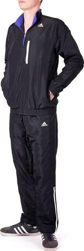 Adidas Komplet dresowy męski Ts A Wv czarny r. L (S22601)