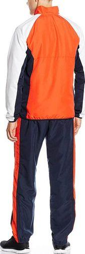 Reebok Komplet dresowy męski Peach Woven Ts granatowo-pomarańczowy r. L (Z82354)