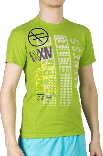 Reebok Koszulka męska BM467 zielona r. XL (B86645)