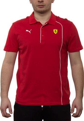 Puma Koszulka męska Ferrari SF czerwona r. S (761349-02)