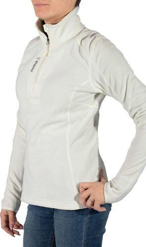 Reebok Polar damski Fw 1/4 Zip Fleece Top biała r. M (AX9175)