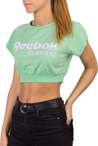 Reebok  Reebok Classics Sp Cropped Tee S01291 S