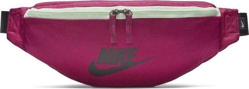 Nike Saszetka Nike NK Heritage Hip Pack BA5750 627 BA5750 627 różowy one size