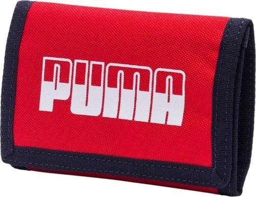 Puma Portfel Puma Plus Wallet II 053568 03 053568 03 czerwony one size