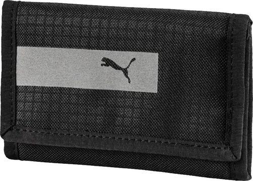 Puma Portfel Puma Vibe Wallet 075492 01 075492 01 czarny one size