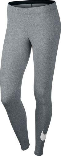 Nike Legginsy Nike NSW Leggins Club Logo 2 815997 063 815997 063 szary XS