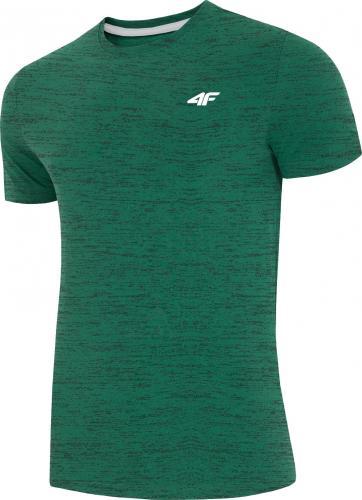 4f T-Shirt 4F H4L19-TSM002 43M H4L19-TSM002 43M zielony S