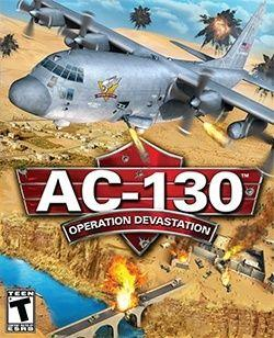 AC-130 operation devastation