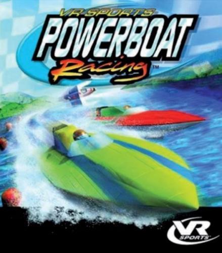 VR Powerboart racing