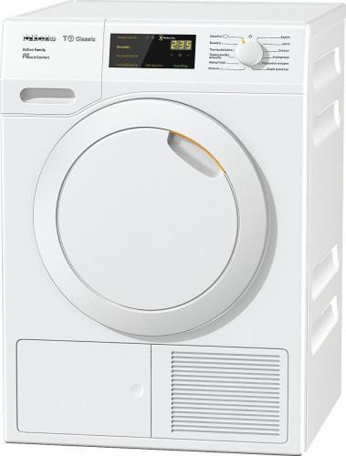 Suszarka do ubrań Miele N TCR870 WP Eco&Steam WiFi&XL