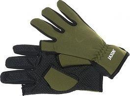 Jaxon  Rękawice wędkarskie Jaxon Xl neoprenowe 2mm aj-re103xl