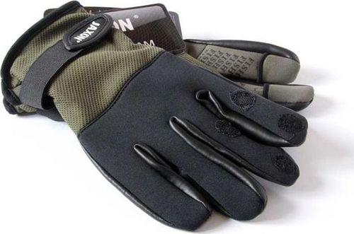 Jaxon Rękawice wędkarskie Jaxon XXL neoprenowe 3mm aj-re102xxl