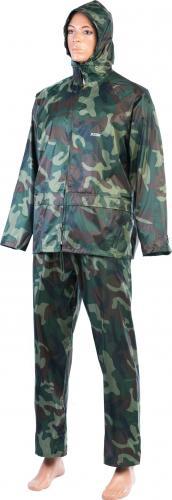 Jaxon Komplet przeciwdeszczowy Jaxon spodnie kurtka xxl uj-akpxxlm