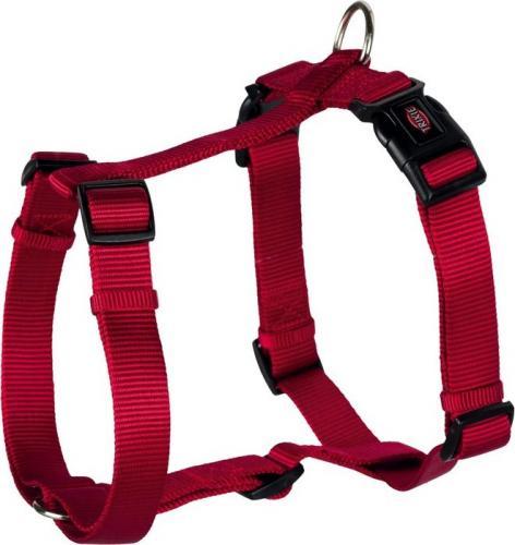 Trixie Szelki taśmowe Premium czerwone 10mm