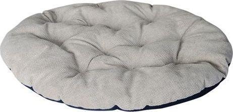 CHABA Poduszka owalna Comfort beżowa 64x56cm