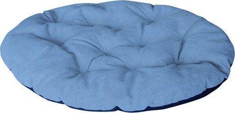 CHABA Poduszka owalna Comfort niebieska 71x63cm