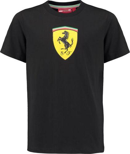 Scuderia Ferrari F1 Team Koszulka dziecięca Classic 2018 czarny r. 116