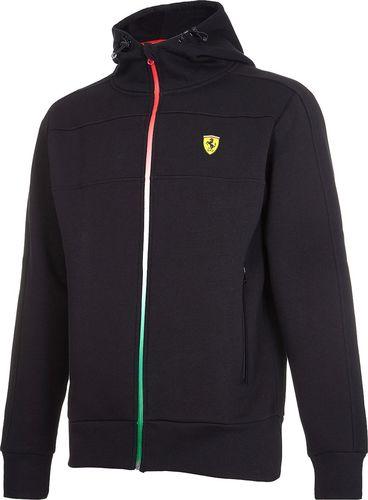 Scuderia Ferrari F1 Team Bluza dziecięca z kapturem Tricolore czarna r. 104 cm