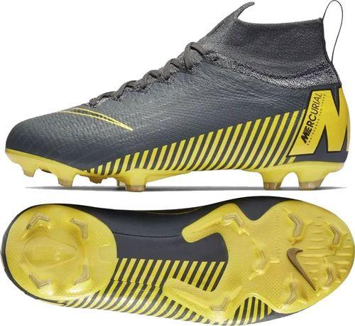 Nike Buty Nike Mercurial JR Superfly 6 Elite FG AH7340 070 AH7340 070 szary 38