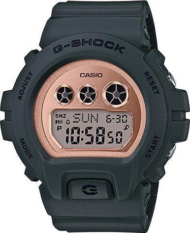 Zegarek Casio Zegarek Casio G-Shock S-Series GMD-S6900MC-3ER uniwersalny
