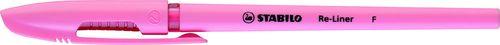 Stabilo Długopis Stabilo Re-Liner 868 F różowy (868/1-56)