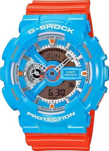 Zegarek Casio Męski GA-110NC-2AER G-Shock
