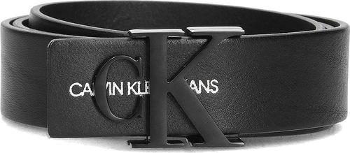 Calvin Klein Calvin Klein Jeans 3cm Monogram Belt - Pasek Damski - K60K605296 001 80