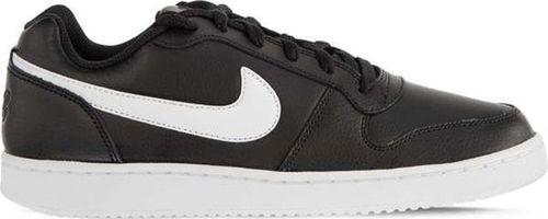 Nike Nike EBERNON LOW 002 BLACK WHITE - Buty Męskie Sneakersy 40