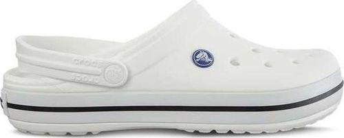Crocs Klapki Crocs Crocband White Unisex M4