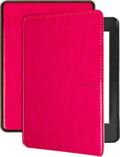 Pokrowiec Alogy Etui do Kindle Paperwhite 4 z paskiem różowe