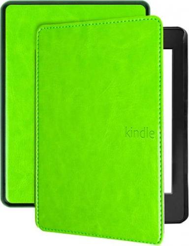 Pokrowiec Alogy Alogy do Kindle Paperwhite 4 z paskiem zielone