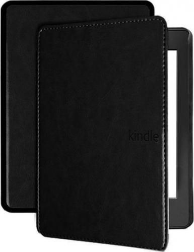 Pokrowiec Alogy Etui do Kindle Paperwhite 4 z paskiem czarne