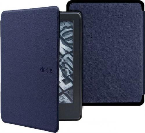 Pokrowiec Alogy Smart Case do Kindle Paperwhite 4 granatowe