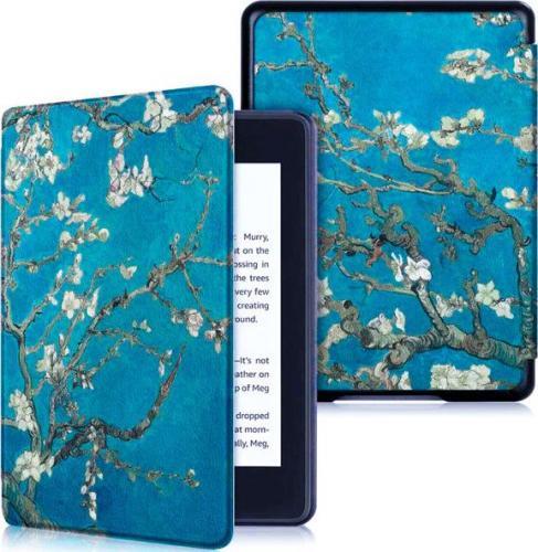 Pokrowiec Alogy Smart Case do Kindle Paperwhite 4 Kwitnący migdałowiec