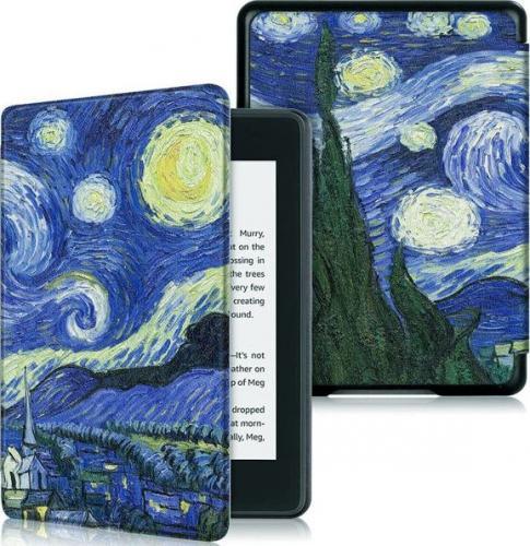 Pokrowiec Alogy Smart Case do Kindle Paperwhite 4 Gwiaździsta noc