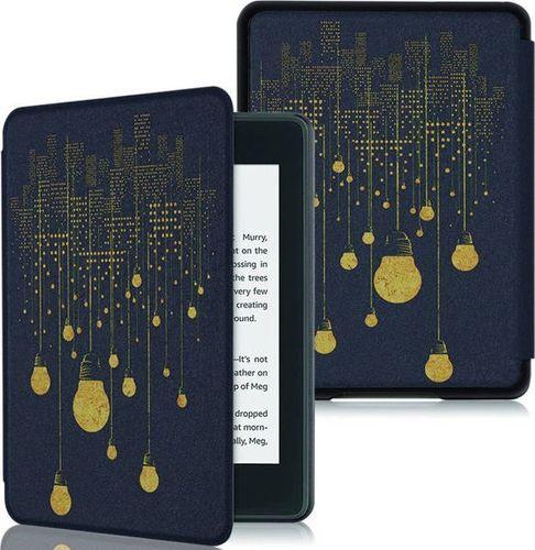 Pokrowiec Alogy Etui Alogy Smart Case Kindle Paperwhite 4 Żarówki uniwersalny
