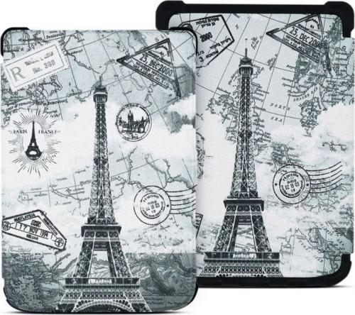 Pokrowiec Alogy Etui do czytników PocketBook Paryż