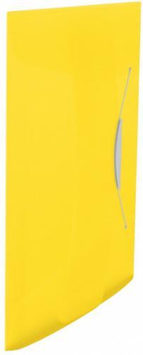 Esselte Teczka z gumką VIVIDA Żółty (624045)