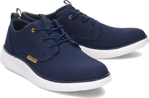 Skechers Skechers Status 2.0 Menic - Sneakersy Męskie - 65900/NVY 44