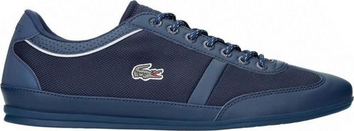 Lacoste Buty męskie Misano Sport 218 1 Cam niebieskie r. 42.5 (7-35CAM008495K)