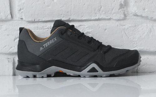 Adidas Buty męskie Terrex AX3 grafitowe r. 43 1/3 (BC0525)