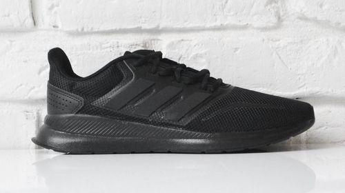 Adidas Buty męskie Runfalcon czarne r. 46 (G28970)
