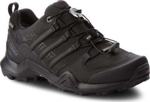 Adidas Buty męskie Terrex Swift R2 Gtx Gore-Tex czarne r. 44 2/3 (CM7492)